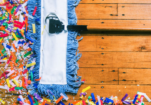 5 Tips for Party Cleanup