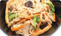 Veggie and Tofu Stir-Fry