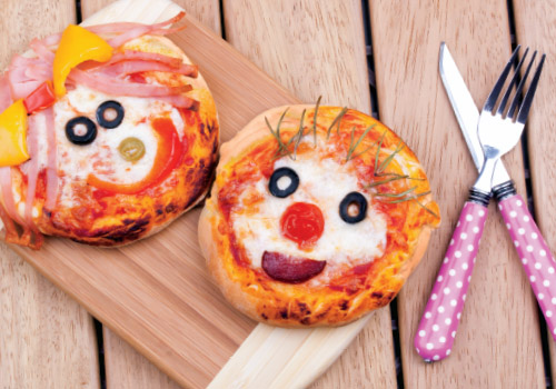 Fun & Healthy Food Ideas for Kids