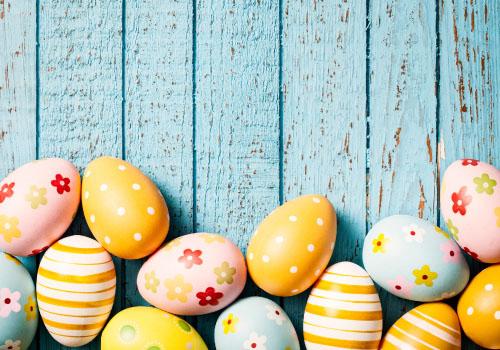 La Pascua alrededor del mundo