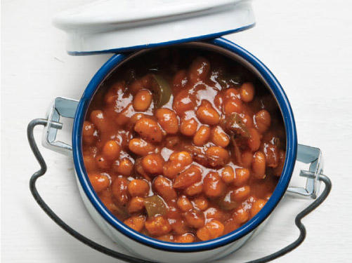 Baked Beans Southern-Style