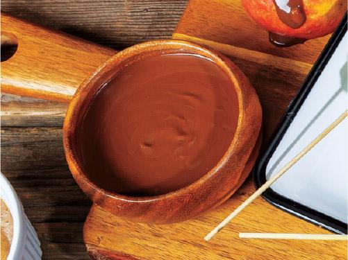 Chocolate-Caramel Dip