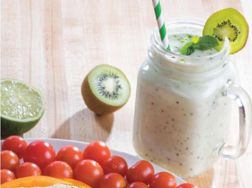 Kiwi-Lime Shake