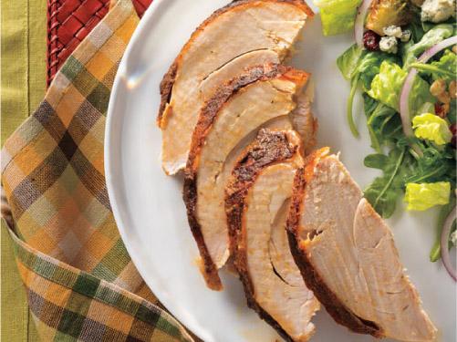 Roasted Buffalo Turkey