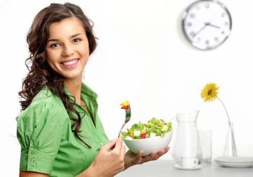 Cómo iniciar el año nuevo saludablemente