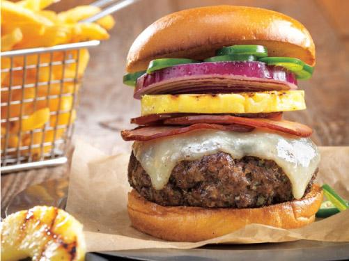 Aloha Burgers