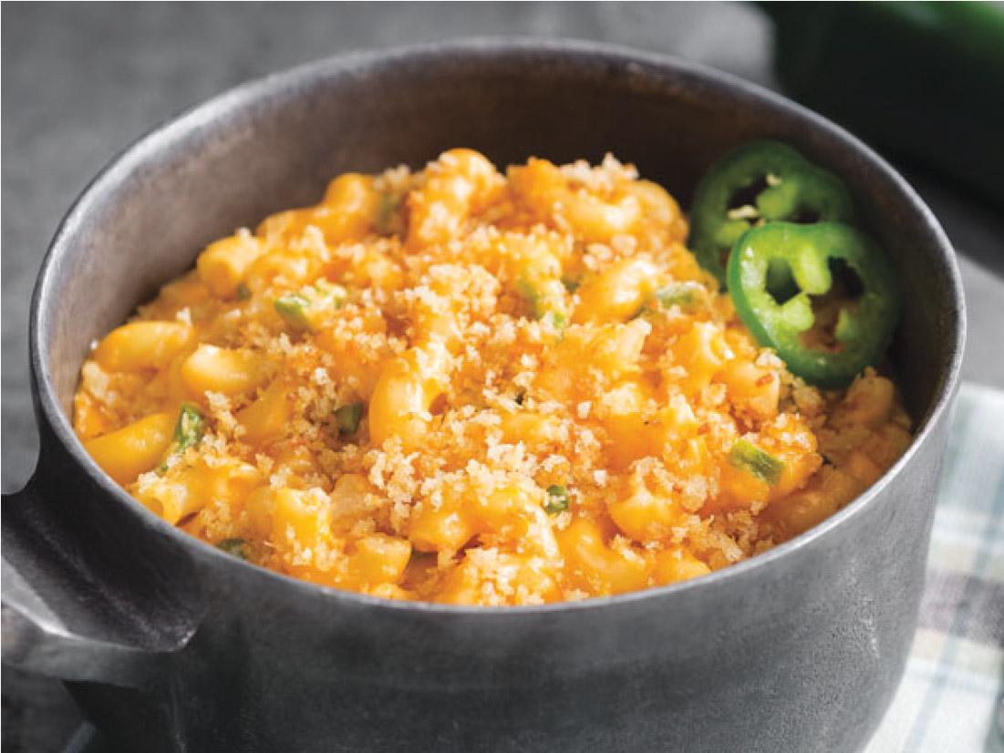 Jalapeño Popper Mac & Cheese