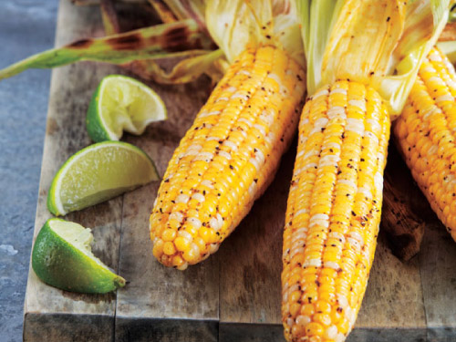Smoky Grilled Cuban Corn