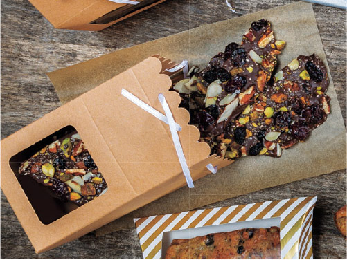 Superfood Christmas Bark